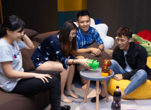 Indoor activities, fun games, Kuala Lumpur